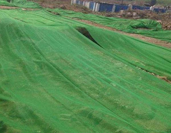 防尘盖土网