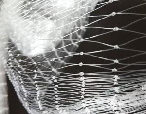 鱼塘防鸟网